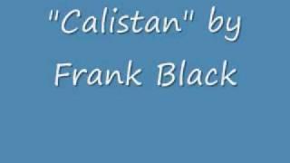 Calistan - Frank Black