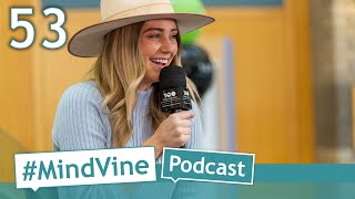 #MindVine Podcast Episode 53 - Alli Walker, Country Musician and Mental Health Advocate