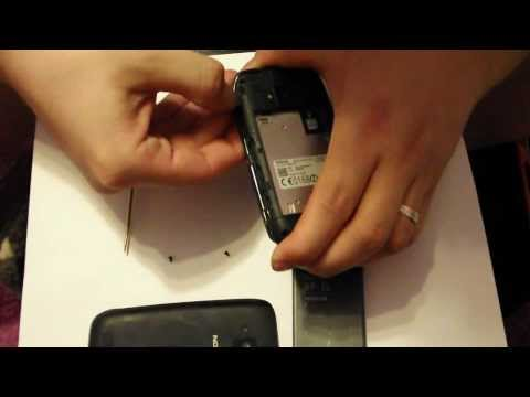 Nokia Lumia 610 Disassembly & Assembly - Digitizer, Screen & Case Replacement Repair
