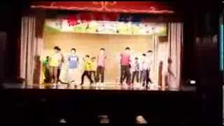 觀塘功樂官立中學 2013-2014 班際歌唱比賽 3B班