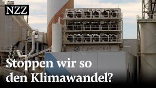 CO2-Filter, grünes Quartier & Biogas - Erreichen wir so die Klimaziele?