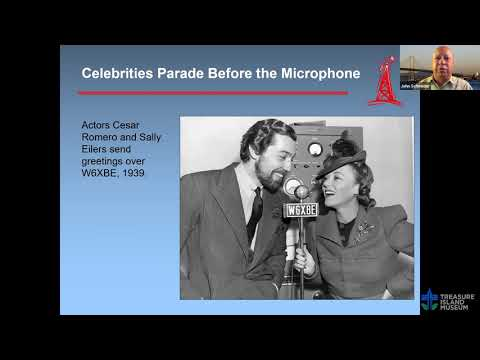 Lecture: Shortwave Radio - America's Voice to the Pacific War