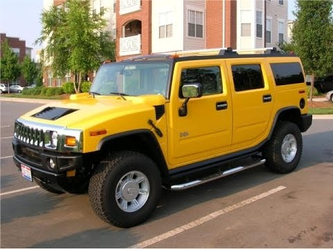 HOT Hummer H2 Review - YouTube