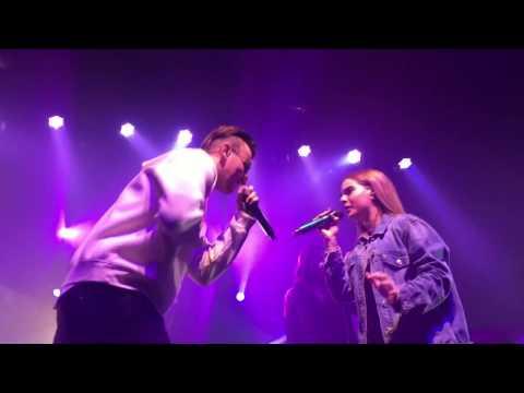 Say Love - JoJo & Stanaj (Royale Boston, 4-30-17)