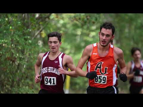 Highlight Reel - 2017 HCAC Cross Country Championships - October 28, 2017