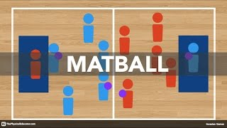 Matball - Physical Education Game (Invasion)