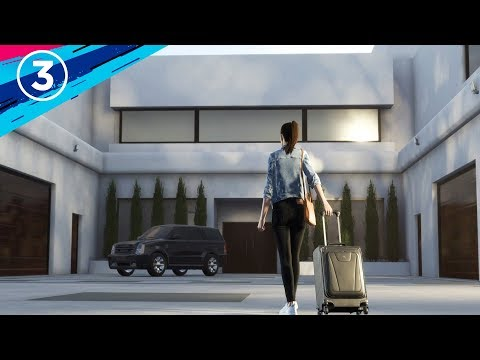 FIFA 19 The Journey 3 - Part 3 - THE NEW CRIB
