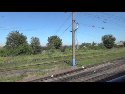 РЖД поезд 463 перегон Поворино - Новохопёрск 24 часть