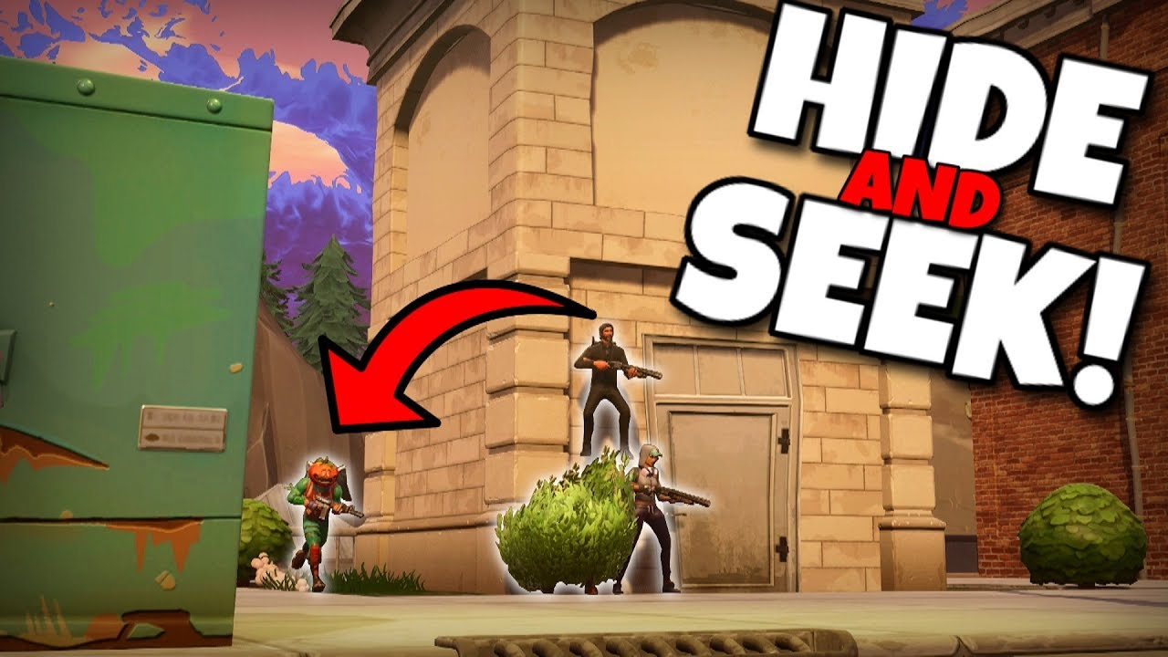 the best hide and seek in tilted towers fortnite battle royale yoboy pizza - yoboy pizza fortnite hide and seek