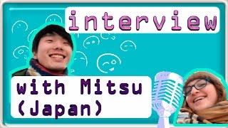 Интервью #1 у Японца о Русском и Беларуси