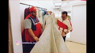 Koleksi Karya Mewah & Elegan dari Ivan Gunawan Part 02 - Alvin & Friends 2210 mpg 2