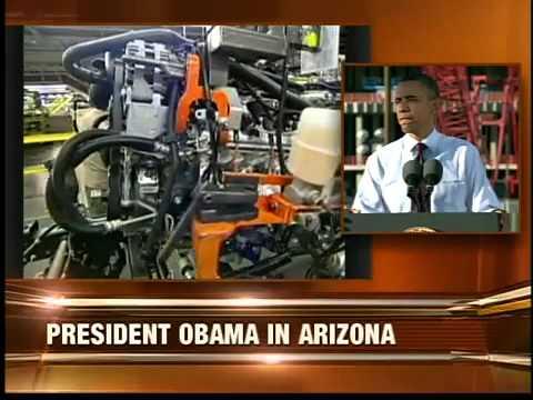 President Obama's speech at Intel
