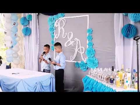 Mr. &  Mrs. Miraflores Wedding Day part: 1