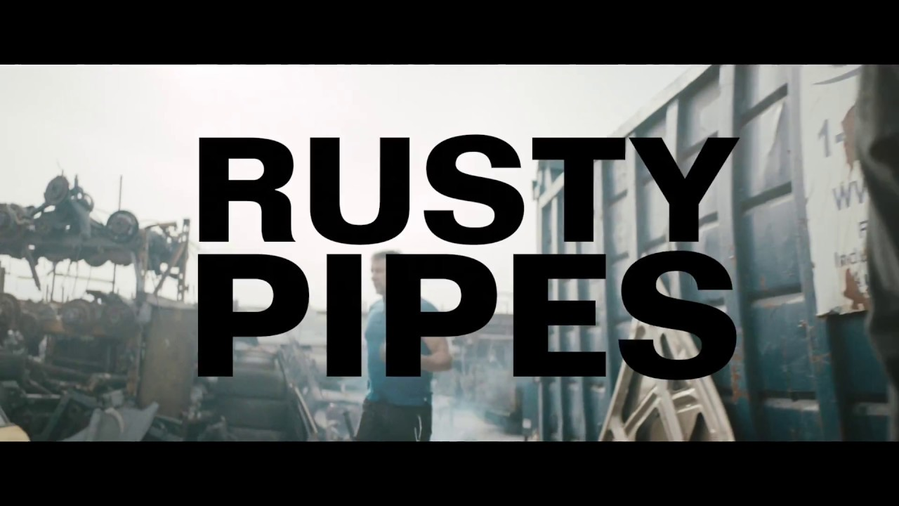EELS — Rusty Pipes — Official Video