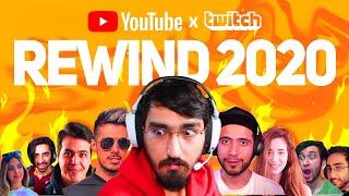Persian Youtube Rewind 2020🔥ریوایند 2020 کانتنت کریتورهای ایرانی