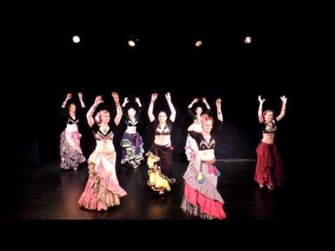 American Tribal Style (ATS)® @ Danskollektivets Elevshow VT17