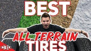 BEST All-Terrain Tires for 2019!