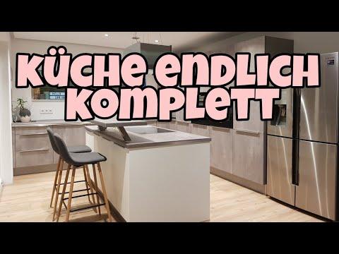 Hausbau Blog 62| Küche nun komplett| mein erstes Projekt| L-Steine Kosten| Die Siwuchins