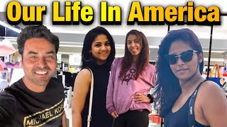 Our Life  N America Friends Forever Hindi Vlog  Ndian Vlogger