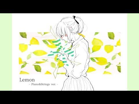 『Lemon』(piano&strings Ver.) English Cover*Leirion