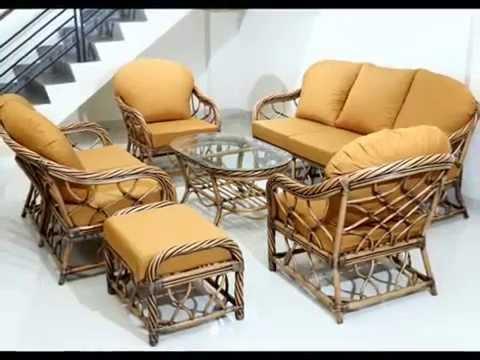 Rattan Furniture Indonesia - YouTube