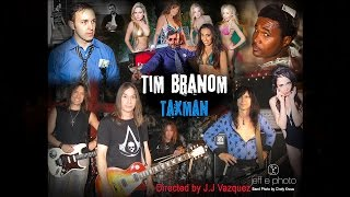 """""""Taxman"""" - Tim Branom Official Music Video, Cheap Trick Cover"""