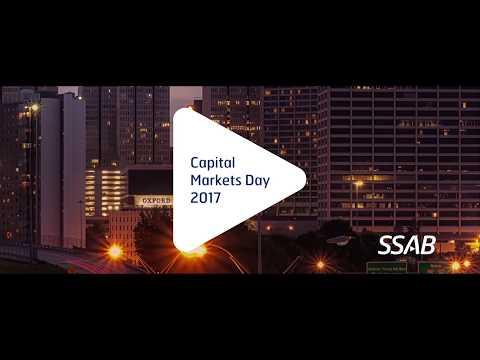 SSAB Capital Markets Day 2017
