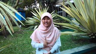 Annisa Sekar Kasih - Self Introduction for IOAA 20