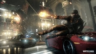 "Watch Dogs ""Out of Control"" Official Gameplay Trailer (PC,Xbox  360, Xbox 720, PS3,PS4,Wii U)"