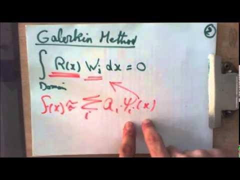 Subdomain and Galerkin Methods