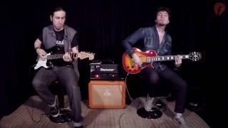Iron Maiden - 22 Acacia Avenue (guitar cover) - by: Paulo Alves & Mauro Cordeiro