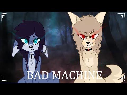 bad machine MeMe
