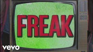 Rak-Su - I Want You to Freak (Lyric Video)