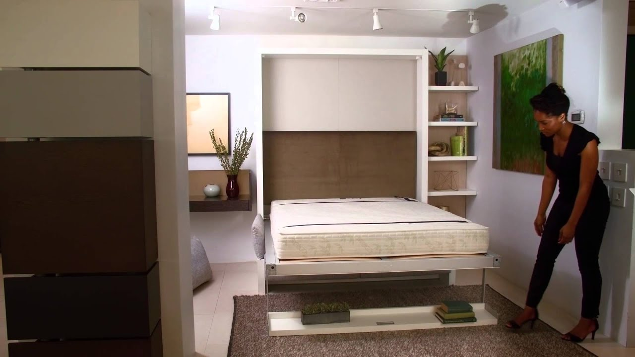Nuovoliola | Resource Furniture | Wall Bed Systems   YouTube