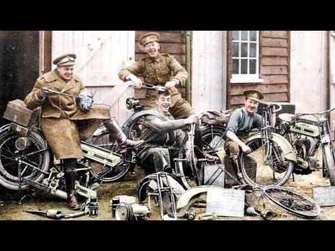 Motorcycles, Motorcycle Clubs & Their Historical Links To The Military