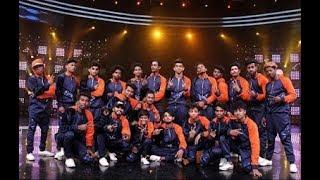 V Company in Dance Champions