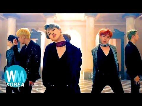 BTS! 방탄소년단 노래 랭킹 TOP10