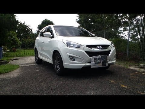 Charming 2012 Hyundai Tucson XG. Start Up U0026 In Depth Review
