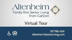 Altenheim Family-first Senior Living Virtual Tour