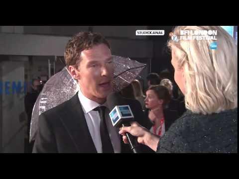 Benedict Cumberbatch - The Imitation Game Premiere