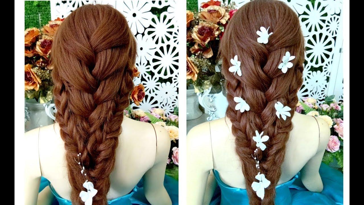 Xuân Quý hướng dẫn tết tóc dài cho cô dâu ngày cưới