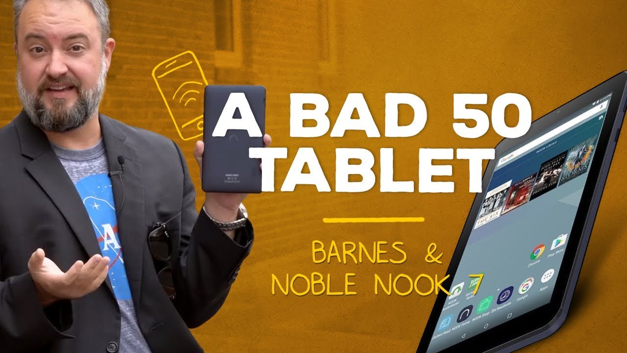 Barnes & Noble removes malware from $50 Nook tablet, but you still
