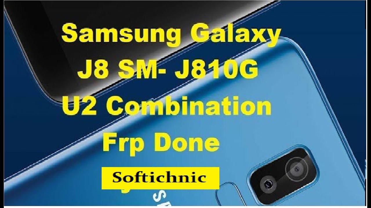 SAMSUNG SM-J810G U2 Combination Frp Done By Pass