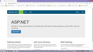 Asp net mvc how to customize navbar add icon to bootstrap button show password