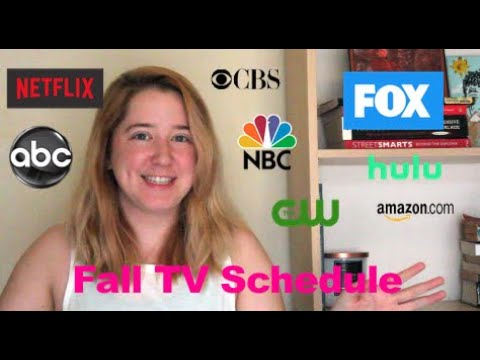 Fall TV Schedule | 2019