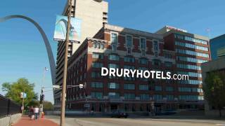 Let Me Introduce... Drury Plaza By The Arch (drury Hotels)