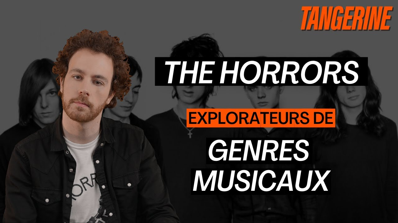 THE HORRORS, le groupe en quête d'un genre musical ? | TANGERINE