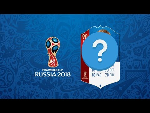 ФУТБОЛИСТ, КОТОРЫЙ ОЧЕНЬ ЖДЕТ ЧЕМПИОНАТ МИРА В FIFA 18