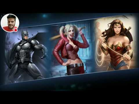 INJUSTICE 2 | ANDROID GAME PLAY | BATMAN AND WONDER WOMAN | CAMPAIGN PART - 1
