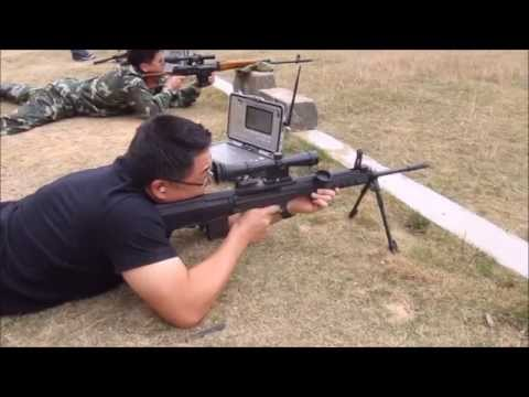 QBU-88 (Type 88) Sniper Rifle 5.8mm
